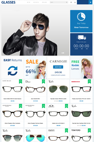 glasses-now-web-design-project-in-egypt