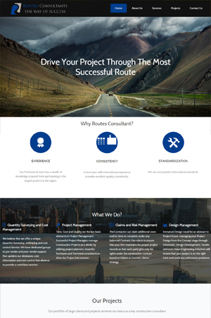 routes-web-design-project-in-egypt